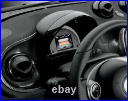 Genuine Smart Fortwo Brabus Interior Carbon Fiber Trim 4536809404