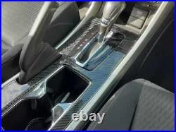Honda Accord Interior Real Carbon Fiber Dash Trim Kit 2013 2014 2015 2016 2017