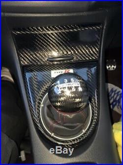Honda Civic Fn2 Carbon Fiber Interior