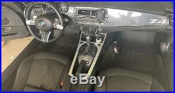 INTERIOR CARBON FIBER DASH TRIM KIT SET FOR BMW Z4 e85 Z-4 Z 4 2003 2004 04 2005
