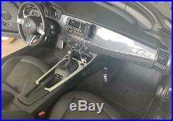 INTERIOR CARBON FIBER DASH TRIM KIT SET FOR BMW Z4 e85 Z-4 Z 4 2006 06 2007 2008