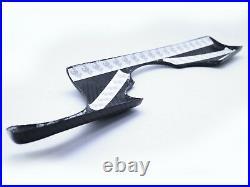 Interior Carbon Dash board Panel For 07-13 Mini Cooper R55 R56 R57 R58 R59 LHD