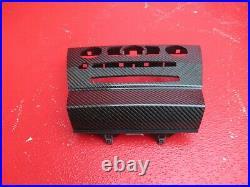 Interior Carbon Fiber Trim Front CCC Radio Trim BMW E63 E64 OEM 650i 645ci 04-07