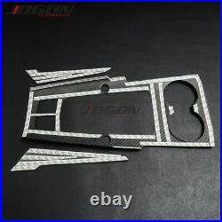 Interior Moldings Central Control Panel Trim For Audi A3 S3 RS3 2014- 2018 LHD