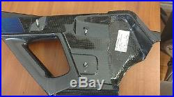 Lamborghini Murcielago Lp640 Interior Carbon Fiber Set All Oem