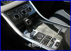 Land Rover Range Rover Sport L494 2014-17 OEM OEM Carbon Fiber SVR Interior Trim