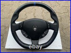 Maserati Granturismo full Carbon interior centennial sterring wheel padlles