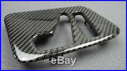 Mercedes-Benz G Wagon Class W463 side interior door panels buttons covers carbon