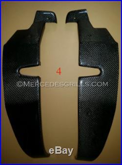Mercedes Benz SL R230 Carbon Fiber Fibre Interior Part Kit, Not Complete Set