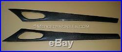 Mercedes SL R230 Carbon Fiber Complete 12 Piece Interior Trim AMG, 2002-2011
