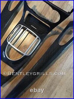 Mercedes Sl63 R230 Sl63 Amg Carbon Fiber Fibre Interior Trim Kit 2009-2012