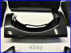Mini JCW Works R50 R53 Hydro Dipped-Carbon Fibre Dash