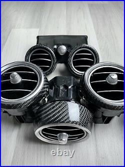 NEW Carbon Fibre Interior VENTS for Mercedes Benz C63s W205