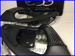 NSX Carbon Fiber Interior Large Door Handle Pull Assembly
