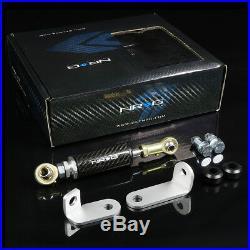 Nrg Aluminum Engine Torque Damper For 92-00 Accord Cb Cd/prelude Bb Carbon Fiber