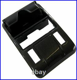 Overhead Roof Console carbon fibre fiber Range Rover L322 interior autobiography