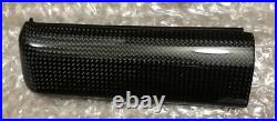 Porsche 911 Boxster 991 981 Carbon Fibre Interior Trim Strips 9915529812 RHD
