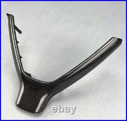 Porsche 987 997 Y-Lenkradblende lower cover steering wheel genuine carbon fiber