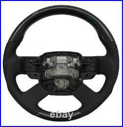 Range Rover L405 2013 steering wheel Black Carbon fibre with Sport Grip SVR HSE