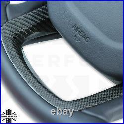 Range Rover Sport SVR steering wheel Carbon fibre insert heated upgrade L494
