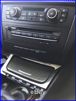 Rare Original Genuine BMW E81 E82 E88 1 SERIES LHD Carbon Fibre Interior Trim