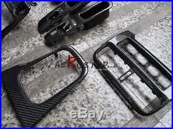 Replacement 7pcs Carbon Fiber Rhd Interior For 95-98 200sx 240sx S14 S14a Silvia