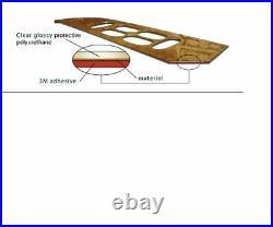 Saab 9.3 9-3 Aero Sedan Interior Wood Dash Trim Kit Set 2007 2008 2009 2010 2011