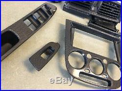 Subaru Impreza WRX, STI 2000-2004 SOTT Interior Carbon Fiber Full Trim Set