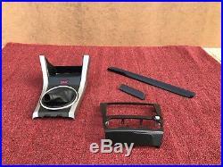 Subaru Wrx Sti 2015-2019 Oem Interior Dash Center Console Carbon Fiber Trim Set