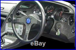 Toyota Supra Interior Carbon Fibre Fiber Dash Trim Kit Set 93 94 95 96 1997 1998