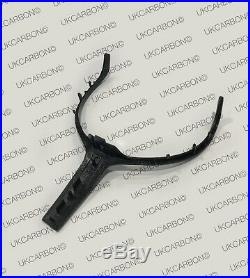UKCARBON Carbon Fibre Steering Wheel Trim Insert For BMW 4 Series F32 F33 F36