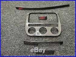 VW Golf MK5 GTI 5 Piece Carbon Fibre Interior Trim